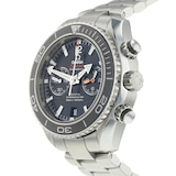 Pre-Owned Omega Pre-Owned Omega Seamaster Planet Ocean Chronograph Mens Watch 232.30.46.51.01.001
