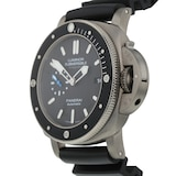 Pre-Owned Panerai Pre-Owned Panerai Submersible Amagnetic Mens Watch PAM01389