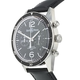 Pre-Owned Bell & Ross Pre-Owned Bell & Ross BR 126 Sports Heritage Mens Watch BR126-95-SP