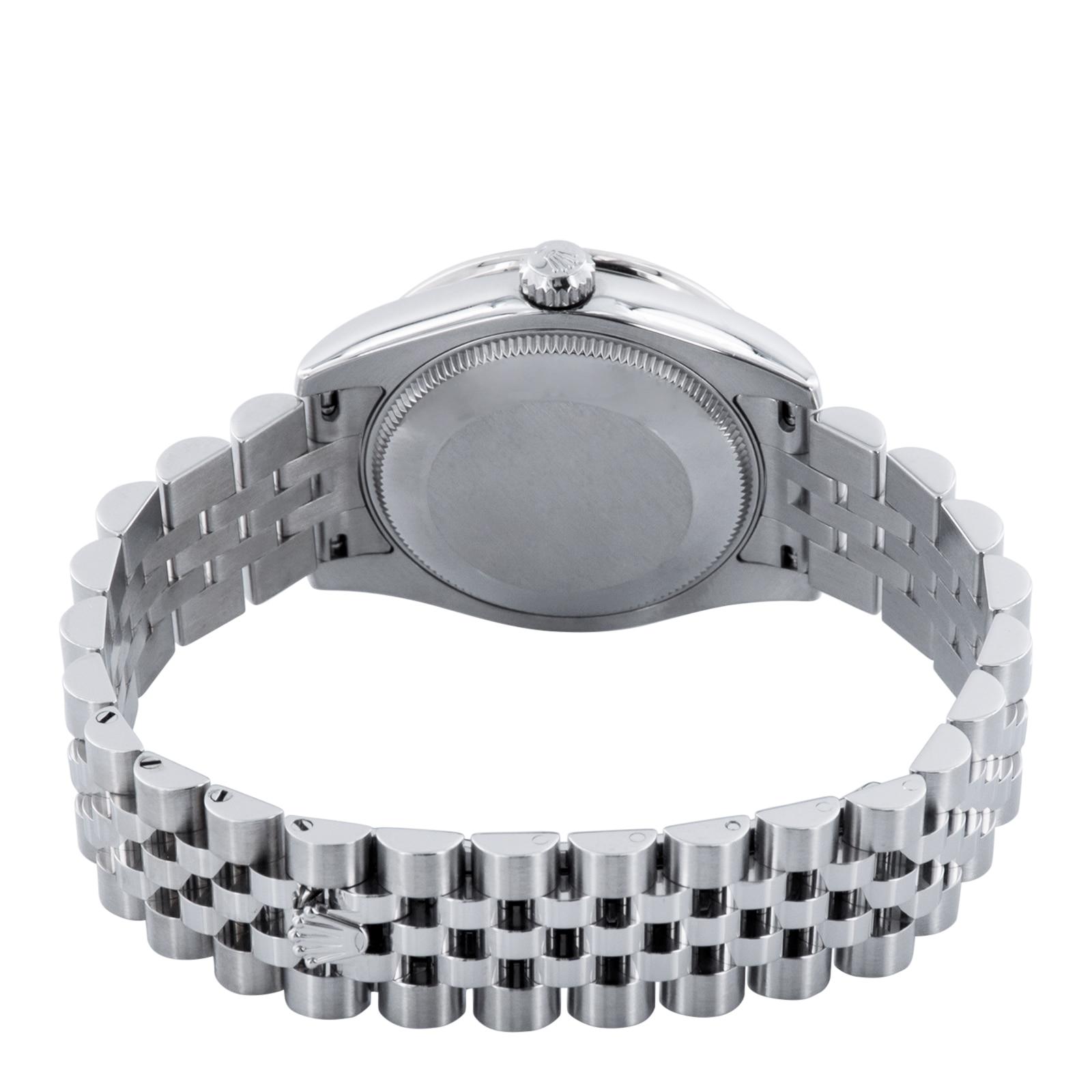 Rolex Pre-Owned Rolex Datejust Watch 178384