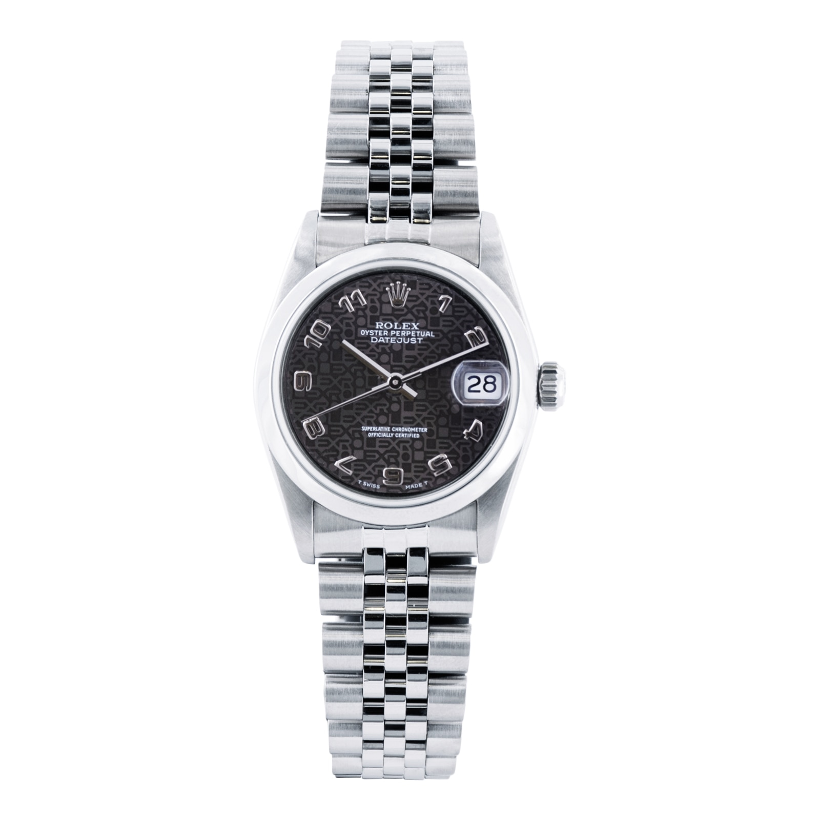 Pre-Owned Rolex Pre-Owned Rolex Datejust Watch 68240