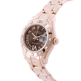 Pre-Owned Rolex Pre-Owned Rolex Pearlmaster Watch 80315