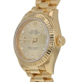 Pre-Owned Rolex Pre-Owned Rolex Datejust 28 Ladies Watch 279178