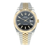 Pre-Owned Rolex Pre-Owned Rolex Datejust 41 Mens Watch 126333