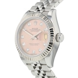Pre-Owned Rolex Datejust 28 Ladies Watch 279174