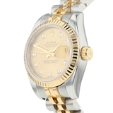 Pre-Owned Rolex Datejust 26 Ladies Watch 179173