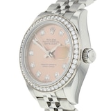 Pre-Owned Rolex Pre-Owned Rolex Datejust Ladies Watch 279384RBR