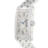 Pre-Owned Cartier Pre-Owned Cartier Tank Americaine Ladies Watch WB7073L1/2489