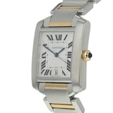 Pre-Owned Cartier Pre-Owned Cartier Tank Francaise Mens Watch W51005Q4/2302