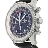 Pre-Owned Breitling Pre-Owned Breitling Navitimer World Mens Watch A24322