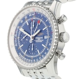 Pre-Owned Breitling Navitimer World Mens Watch A2432212