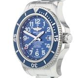 Pre-Owned Breitling SuperOcean II 42 Mens Watch