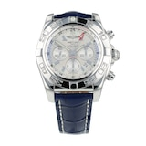 Pre-Owned Breitling Pre-Owned Breitling Chronomat GMT Mens Watch AB041012