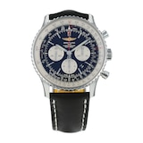 Pre-Owned Breitling Pre-Owned Breitling Navitimer 01 Mens Watch AB012721/BD09