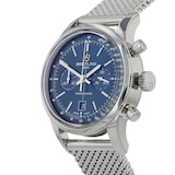 Pre-Owned Breitling Pre-Owned Breitling Transocean Chronograph Mens Watch A41310