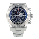 Pre-Owned Breitling Pre-Owned Breitling Super Avenger II Mens Watch A13371