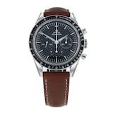 Pre-Owned Omega Speedmaster 'First Omega in Space' Mens Watch 311.32.40.30.01.001