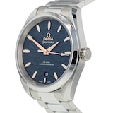 Pre-Owned Omega Pre-Owned Omega Seamaster Aqua Terra Ladies Watch 220.10.38.20.03.002