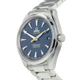 Pre-Owned Omega Pre-Owned Omega Seamaster Aqua Terra 'James Bond SPECTRE' Mens Watch 231.10.42.21.03.004