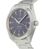 Pre-Owned Omega Pre-Owned Omega Railmaster Mens Watch 220.10.40.20.01.001