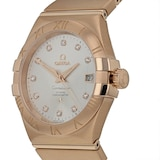 Pre-Owned Omega Pre-Owned Omega Constellation Co-Axial Ladies Watch 123.50.35.20.52.001
