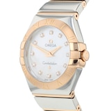 Pre-Owned Omega Constellation Ladies Watch 123.20.27.60.55.003