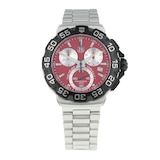 Pre-Owned TAG Heuer Pre-Owned TAG Heuer Formula 1 Mens Watch CAH1112