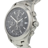 Pre-Owned TAG Heuer Pre-Owned TAG Heuer Link Calibre 6 Mens Watch CJF2110