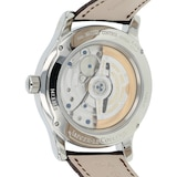 Pre-Owned Jaeger-LeCoultre Pre-Owned Jaeger-LeCoultre Master Hometime Mens Watch 147.8.05.S