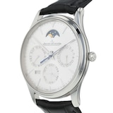 Pre-Owned Jaeger-LeCoultre Master Ultra Thin Perpetual Calendar Mens Watch Q130842J