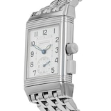 Pre-Owned Jaeger-LeCoultre Pre-Owned Jaeger-LeCoultre Reverso Memory Unisex Watch 255.8.82
