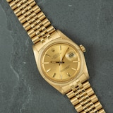 Pre-Owned Rolex by Analog Shift Pre-Owned Rolex Datejust 18K Ref 1600/8