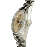 Pre-Owned Rolex by Analog Shift Pre-Owned Rolex Day-Date Diamond Dial