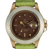 Pre-Owned Rolex by Analog Shift Pre-Owned Rolex GMT-MASTER 18K 'Root Beer'