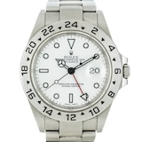Pre-Owned Rolex by Analog Shift Pre-Owned Rolex Explorer II