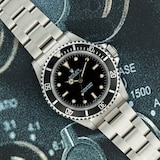 """Pre-Owned Rolex by Analog Shift Pre-Owned Rolex Submariner """"Spider Dial"""""""