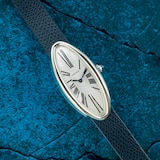 Pre-Owned Cartier by Analog Shift Pre-Owned Cartier Baignoire Mechanique Allongee