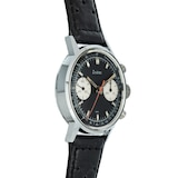 """Pre-Owned Zodiac by Analog Shift Pre-Owned Zodiac Chronograph """"Poor Man's Carrera"""""""