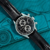 Pre-Owned TAG Heuer by Analog Shift Pre-Owned TAG Heuer Carrera Calibre 1887 Chronograph