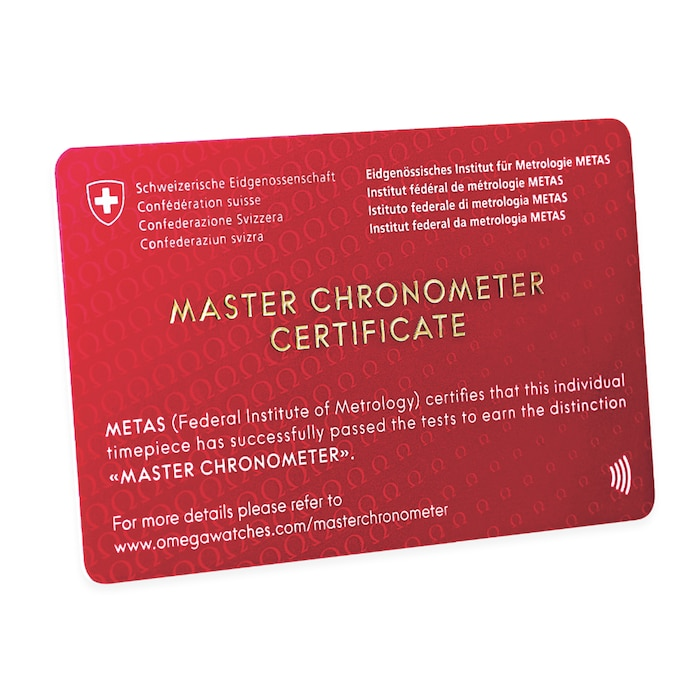 Omega Globemaster Master Co-Axial Mens Watch
