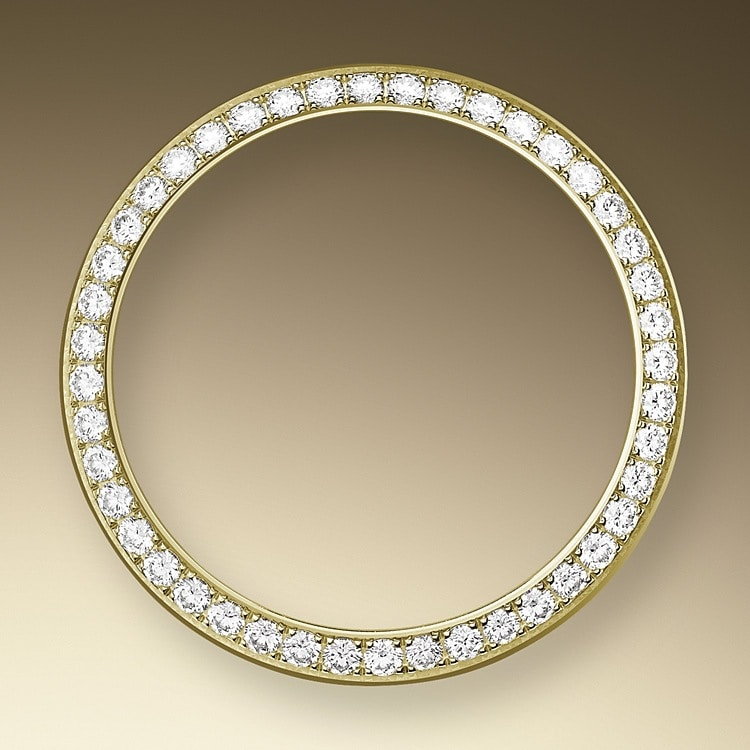 DIAMOND SET BEZEL