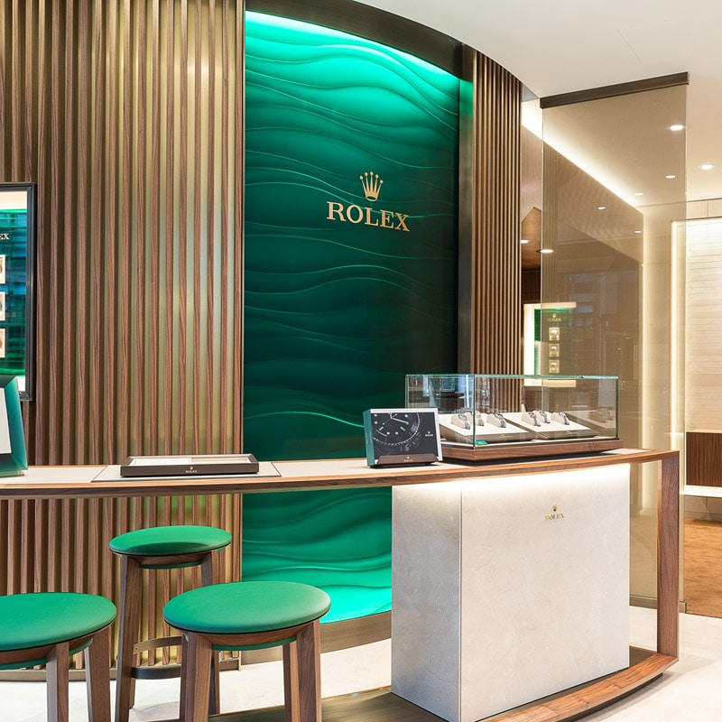 Rolex and Watches of Switzerland Image