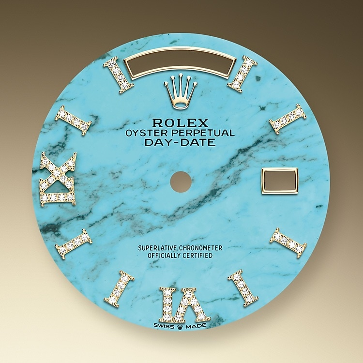 TURQUOISE DIAL