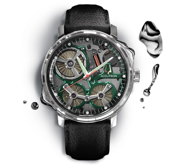 Accutron About Image