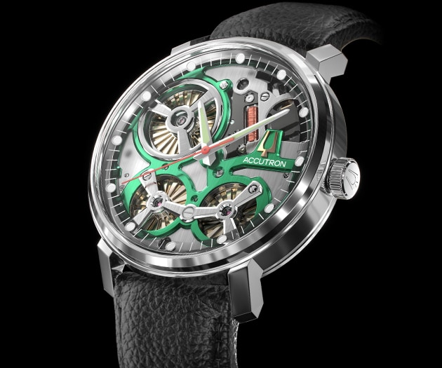 Accutron Spaceview Collection