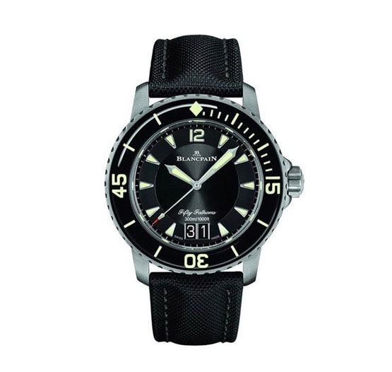 Blancpain About Image