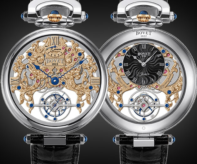 Bovet Fleurier Collection