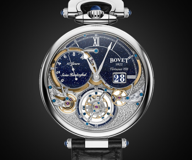 Bovet Fleurier Grandes Complications Collection