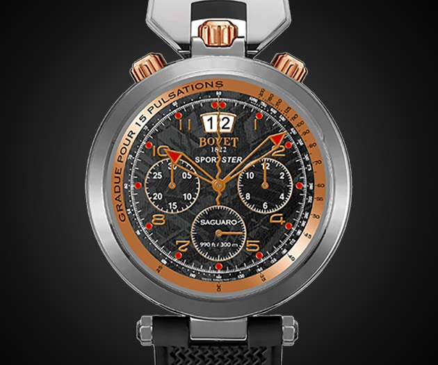 Bovet Sportster Collection