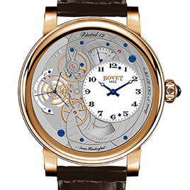 Click To View All Bovet Mechanical Watches